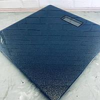 Весы напольные YZ-1604 Фиолетовые блестки