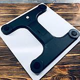 Весы напольные YZ-1604 Белые, фото 2