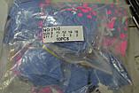 Купальник Fuba.Vi джинсовые сердечки малиновый, фото 3