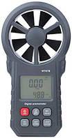 Анемометр крыльчатый Bluetooth (0,3~30 м/с) WT87B WINTACT