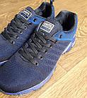Кроссовки мужские Bonote текстиль тёмно-синие р.41, фото 9