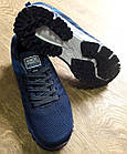 Кроссовки мужские Bonote текстиль тёмно-синие р.41, фото 8