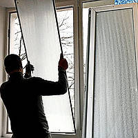 Плёнка для утепления и термоизоляции пластиковых окон, ширина 1,1 м