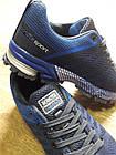Кроссовки мужские Bonote текстиль тёмно-синие р.41, фото 7
