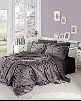 Комплект постельного белья Cotton Satin Calisto Leylak First Choice Полуторный размер