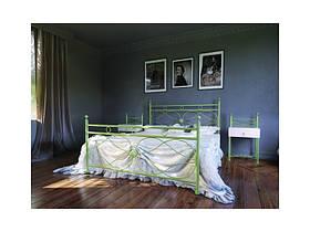 Металлическая кровать двуспальная Vicenza / Виченца Bella Letto 160х200