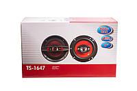 Авто акустика TS-1647 16см., 6дюйм. 4х полосн.