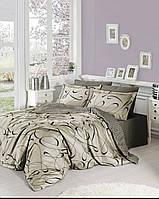 Комплект постельного белья Cotton Satin Calisto Toprak First Choice Евро размер