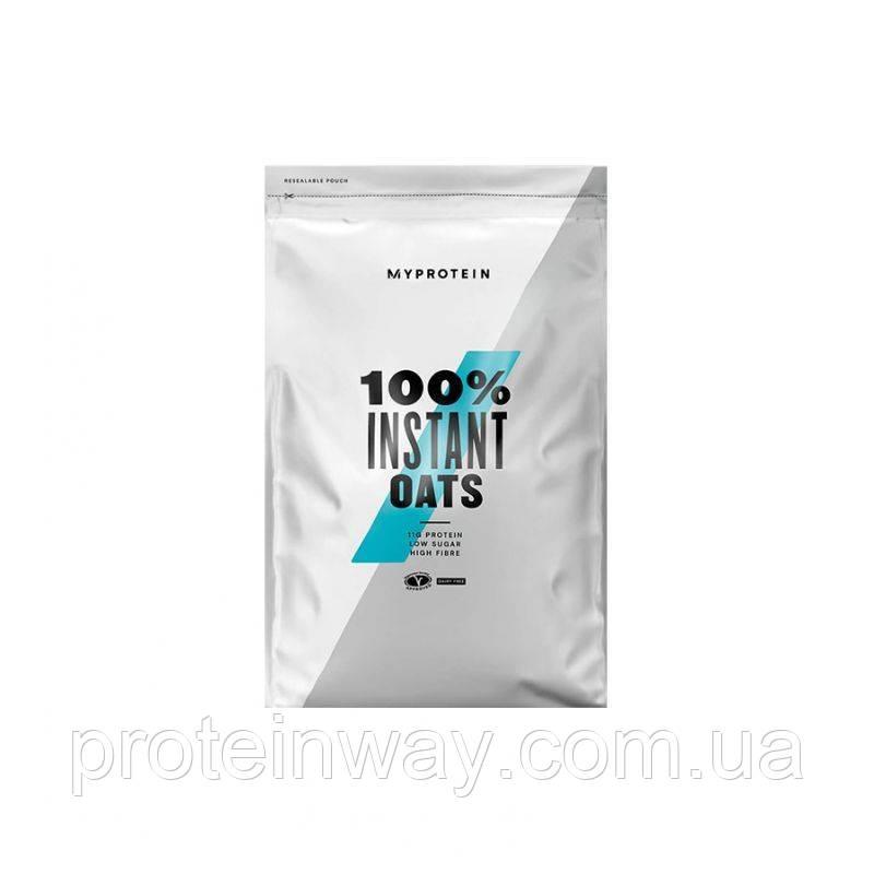 Myprotein Instant oats растворимая овсянка 1000 г