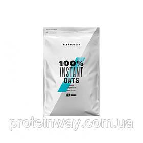 Вівсянка Myprotein Instant oats 1000 г