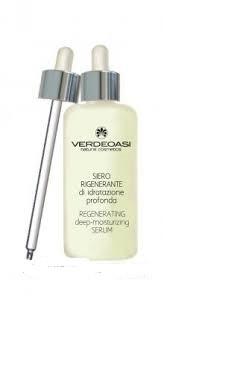 Сыворотка для регенерации кожи и глубокого увлажнения Verdeoasi Regenerating deep-moisturizing serum 200 мл
