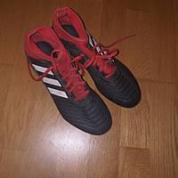 Бутсы копочки Adidas Predator 18.1 SG 19 20