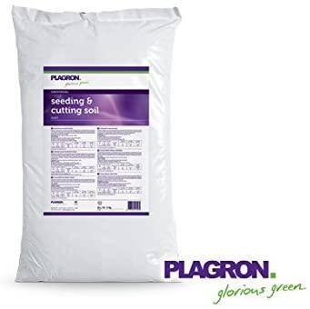 Торфяной субстрат для семян и рассады Plagron Seeding & Cutting 25л, фото 2