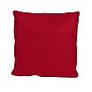 Подушка, 30*30 см, (хлопок), (красный), фото 2