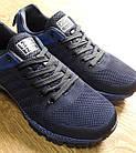 Кроссовки Bonote р.44 текстиль тёмно-синие, фото 8