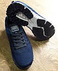 Кроссовки Bonote р.44 текстиль тёмно-синие, фото 9
