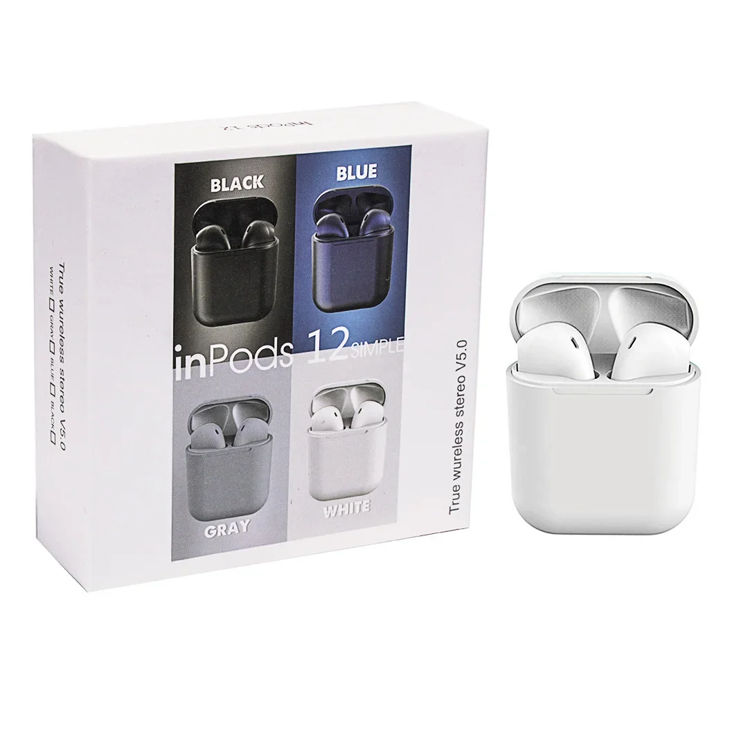 Беспроводные Bluetooth наушники inPods 12