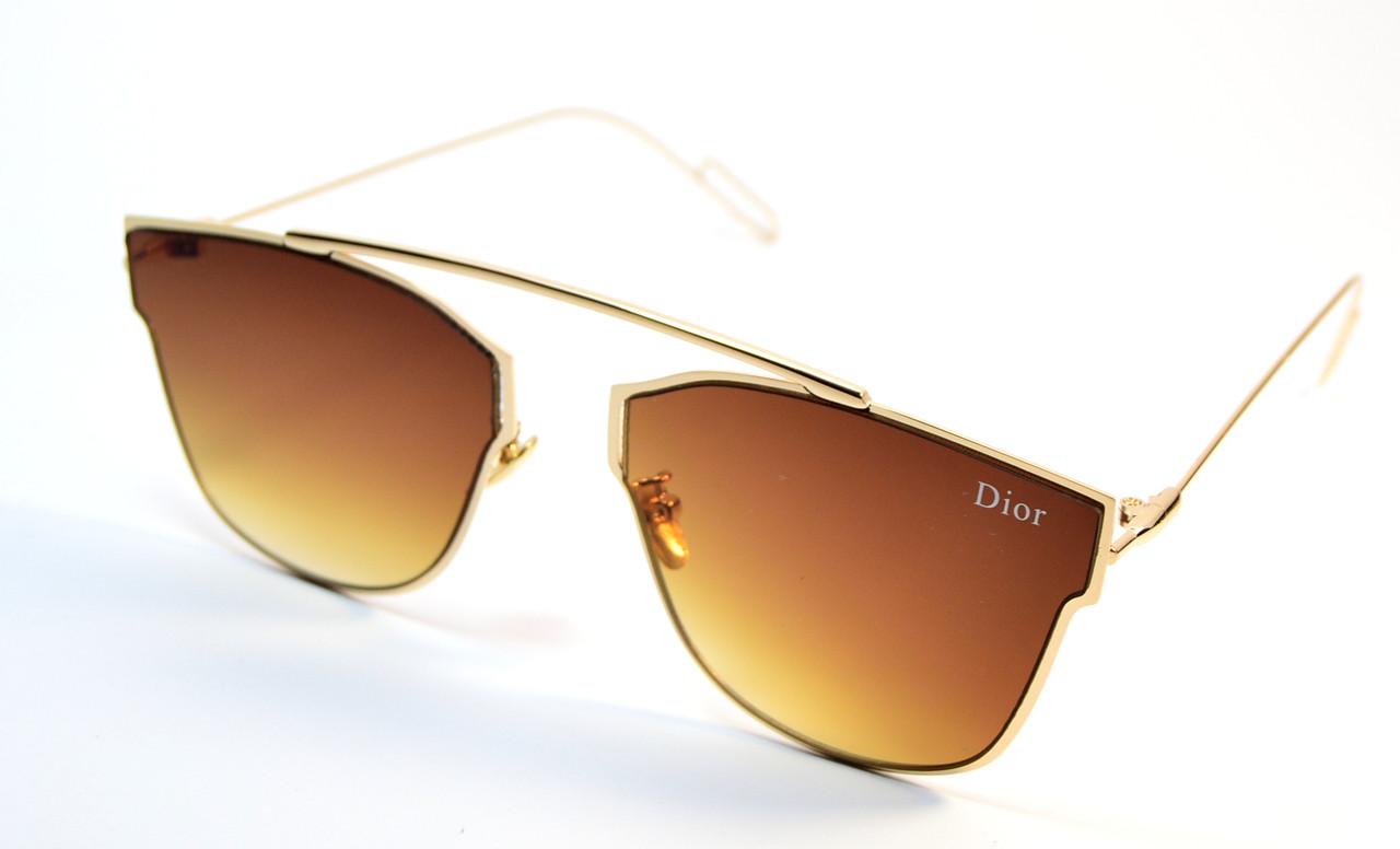 Солнцезащитные женские очки Dior (7056 C2)