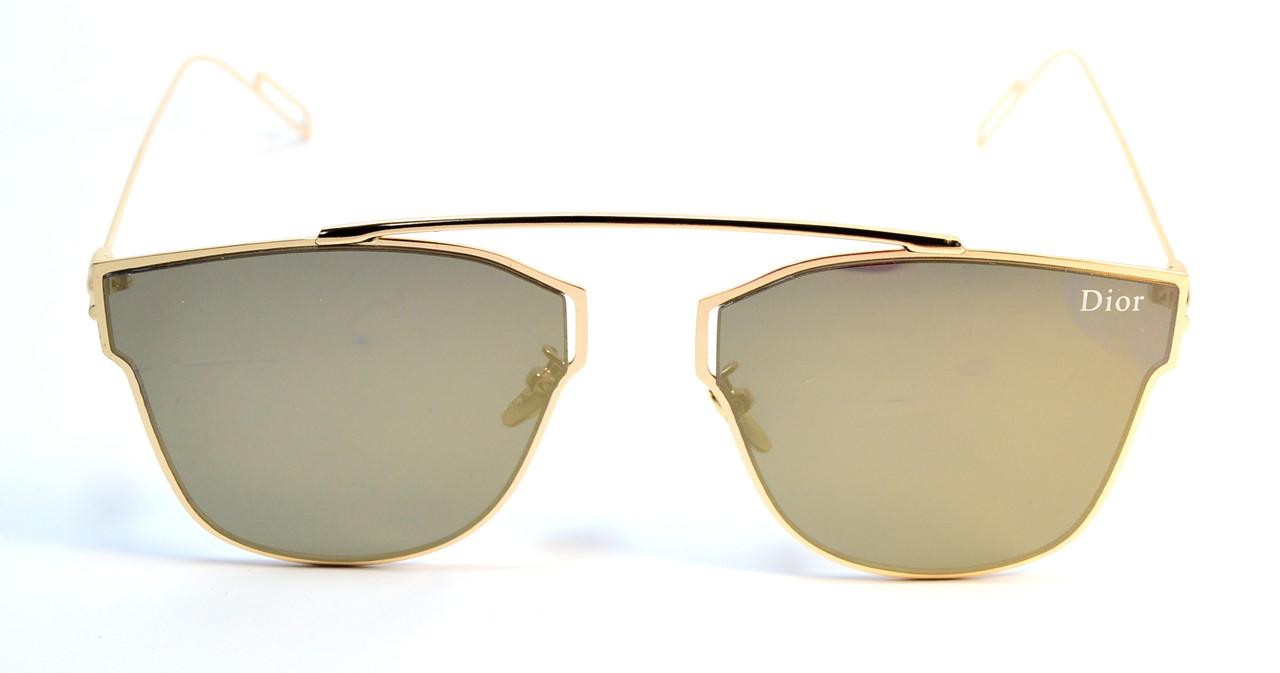 Солнцезащитные женские очки Dior (7056 C4)
