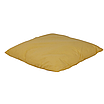 Подушка, 30*30 см, (бавовна), (бананово-жовтий), фото 2