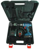 Шуруповерт аккумуляторный Фиолент ДША1820 (CDS1820) (18 В, 2 А/ч)