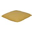 Подушка, 40*40 см, (бавовна), (бананово-жовтий), фото 2