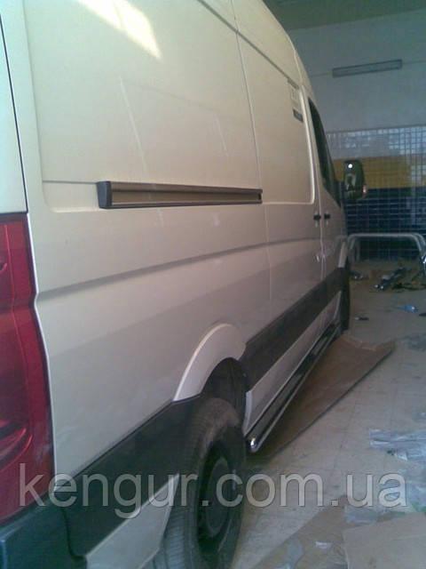 Пороги боковые B2 Volkswagen Crafter (2006-...)