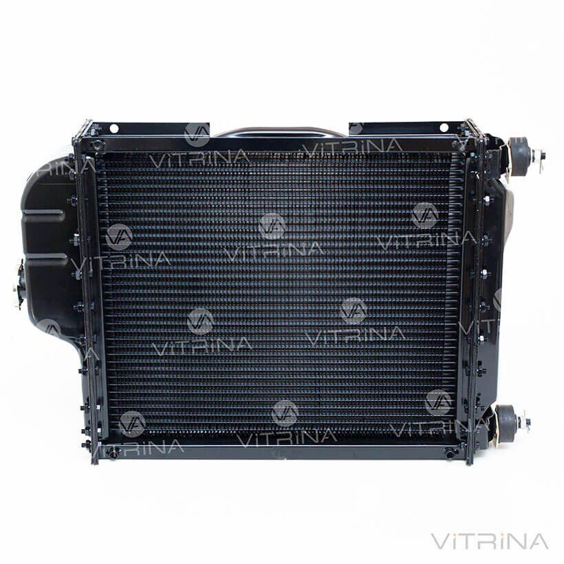 Радиатор водяной МТЗ (Д-240) 4-х рядный аллюминий | 70У-1301010 (M&Z Factory)