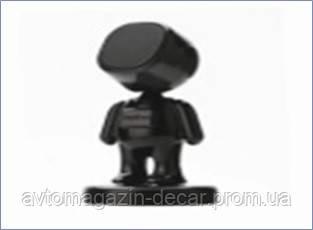 "Подставка п/моб. на магните ""Космонавт"" (черный)  3551"