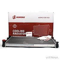 Радиатор охлаждения ВАЗ 2110, 2111, 2112 | (AURORA) Польша