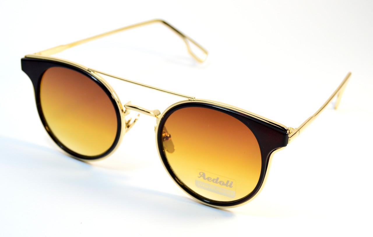Стильные солнцезащитные очки (8385 С2)