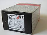 Тормозные колодки передние на Renault Trafic / Opel Vivaro (2001-2014) ABS (Нидерланды) ABS37287, фото 2