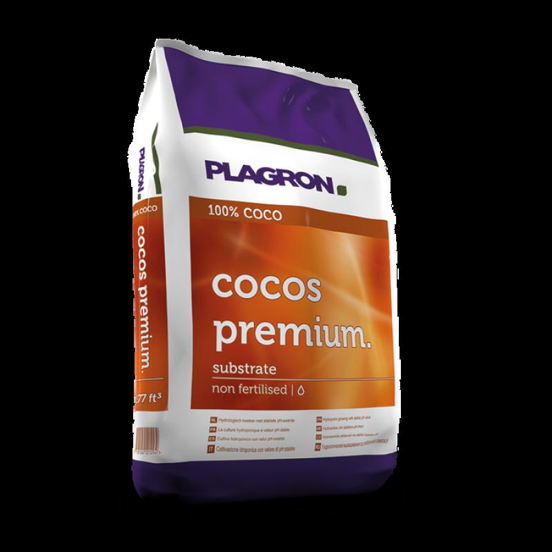 Кокосовый субстрат Plagron Cocos Premium 50 л