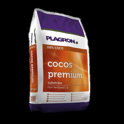 Кокосовый субстрат Plagron Cocos Premium 50 л, фото 2