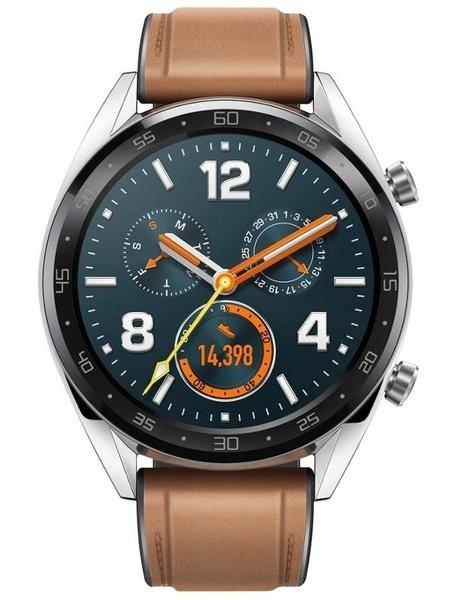 HUAWEI Watch GT Сlassic Silver Global (55023257)