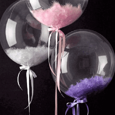 Кульки Bubbles