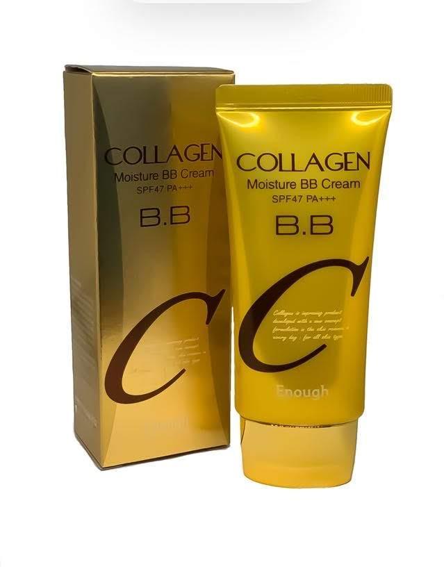 Увлажняющий BB-крем с коллагеном Enough Collagen Moisture BB Cream SPF47 PA +++