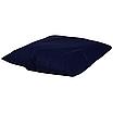 Подушка, 30*30 см, (бавовна), (темно-синій), фото 2