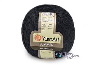 YarnArt Summer, Черный №17