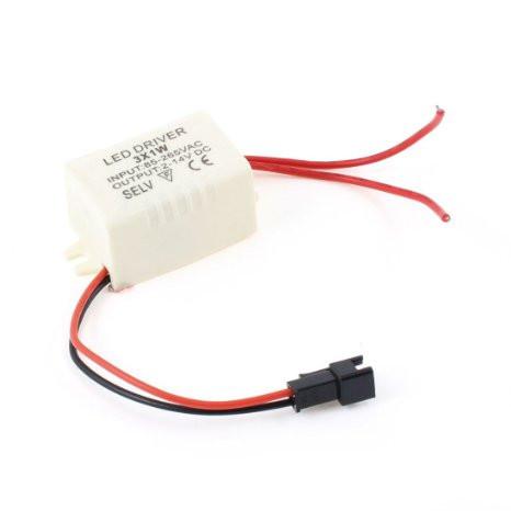 Диммируемый LED драйвер 1-3x1Вт 280mA 220В