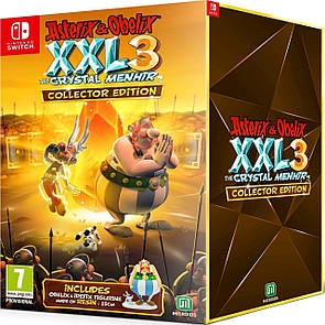 Asterix and Obelix XXL3 Collector edition RUS Nintendo Switch