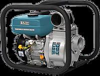 Мотопомпа бензиновая Konner&Sohnen KS 80 для чистой воды (7 л.с., 1000 л/мин)