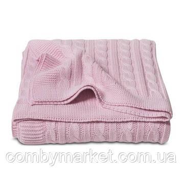 Плед детский вязаный Cosas Розовый