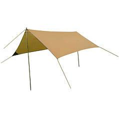 Тент GreenCamp, коричневый, GC-0281Y