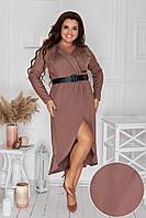 Стильное, нарядное женское платье больших размеров