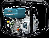 Мотопомпа бензиновая Konner&Sohnen KS 50 для чистой воды (5.5 л.с., 500 л/мин)
