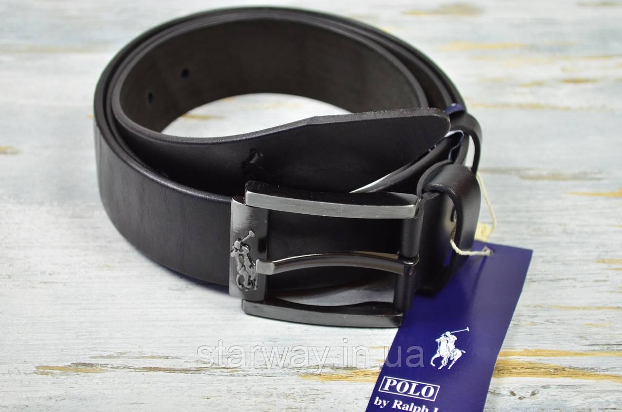 Ремень Polo Ralph Lauren натуральная кожа   Оригинальная бирка