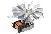 Двигатель вентилятора конвекции + крыльчатка для духовки Electrolux