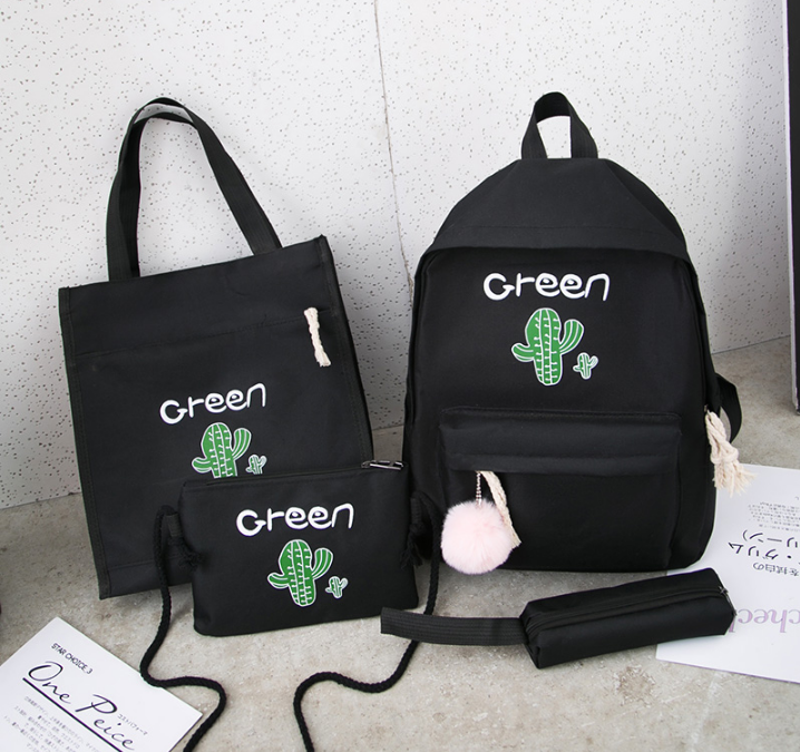 Рюкзак, шопер, сумка, пенал. Школьный набор!