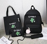 Рюкзак, шопер, сумка, пенал. Школьный набор!, фото 1